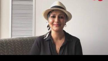 कॅन्सरवर उपचार घेणाऱ्या अभिनेत्री सोनाली बेंद्रेचा रिअॅलिटी शोच्या मुला मुलींना खास संदेश, पहा विडिओ