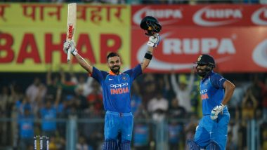 India vs West Indies 1st ODI: विराट कोहली, रोहित शर्माने अनेक विक्रम आपल्या नावावर केले