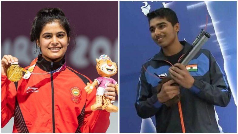 Youth Olympics 2018: नेमबाजीत सौरभ चौधरी, मनु भकेरला सुवर्ण; भारताला आतापर्यंत ६ पदक