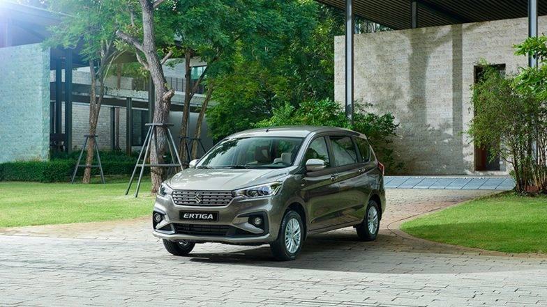 Maruti Suzuki Ertiga चं लवकरच CNG मॉडेल येणार ?