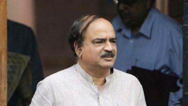 केंद्रीय मंत्री अनंत कुमार यांचे निधन; पंतप्रधानांसह अनेक मान्यवरांकडून शोक व्यक्त