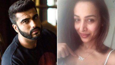 Malaika Arora चे खास पेडेंट; हा Arjun Kapoor सोबतच्या नात्याचा इशारा? (Photo)