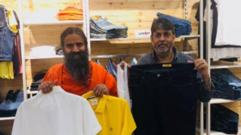 फॅशन उद्योगात पतंजलिची उडी; 'पतंजलि परिधान' नावाचे कपड्यांचे दुकान सुरु, 7 हजाराचे कपडे मिळणार 1100 रु.मध्ये