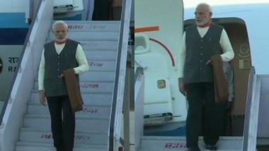 पंतप्रधान मोदी डेहरादूनमध्ये दाखल ; भारत-चीन सीमेवरच्या जवानांसोबत साजरी करणार दिवाळी