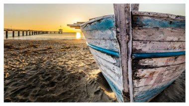 मुंबईच्या समुद्रात मच्छिमार बोटीला अपघात; सात मच्छिमार समुद्रात बुडाले