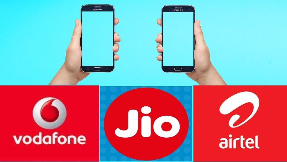 Reliance Jio Vs Airtel Vs Voda: रिलायन्स जिओ, एअरटेल, वोडाफोन: कुणाचा डेटा पॅक अधिक स्वस्त? घ्या जाणून