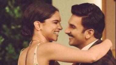 Deepika-Ranveer Wedding: . दीपिका-रणवीरच्या लग्नसोहळ्याचे फोटो 'या' खास कारणासाठी इंटरनेटवर नाही दिसणार
