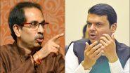 Devendra Fandnavis On Shiv Sena: शिवसेना आता बाळासाहेब ठाकरे यांचा पक्ष राहिला नाही; देवेंद्र फडणवीस यांची टीका