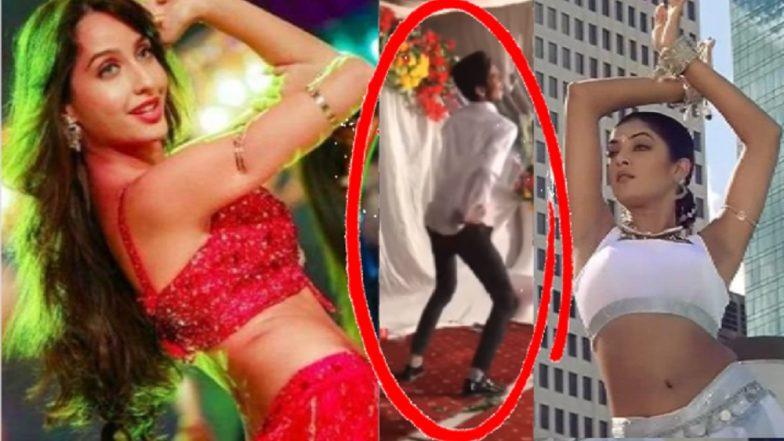 व्हिडिओ: दिलबर.. दिलबर.. गाण्यावर तरुणाचा डान्स, सुष्मिता सेन ते नोरा फतेहीची झलक