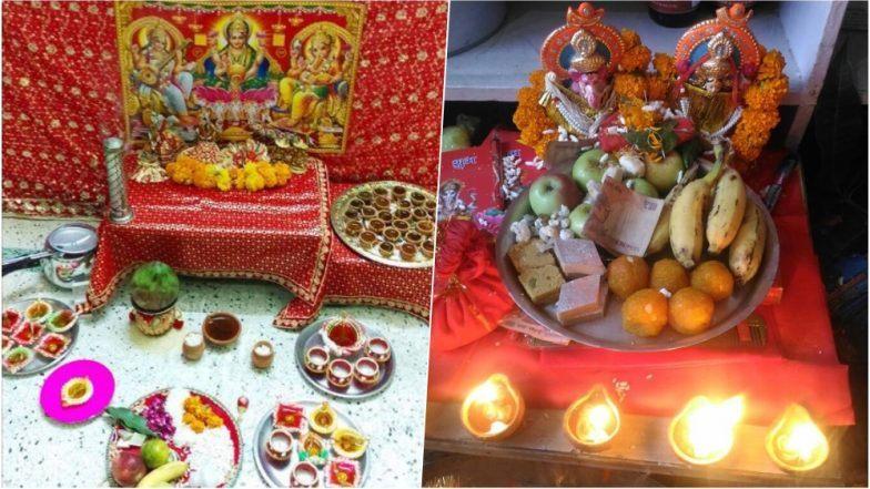 Diwali 2018: लक्ष्मी पूजन करण्याचा शुभ मुहूर्त कोणता ? लक्ष्मी प्रसन्न करण्यासाठी कशी कराल पूजा ?