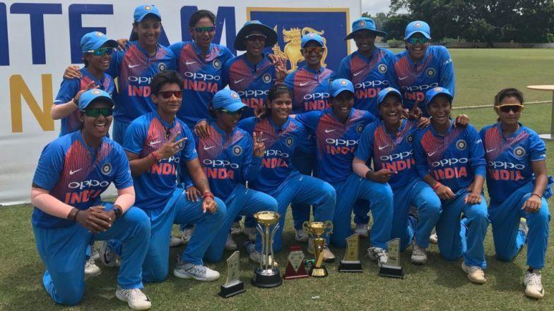 ICC महिला T20 वर्ल्ड कप 2018 :  विजयाची हॅट्रिक करत भारतीय महिला संघाचा सेमीफायनलमध्ये धडक