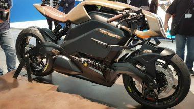 जगातील सर्वात अॅडव्हान्स इलेक्ट्रिक बाइक लॉंंच; पाहा काय आहेत फीचर्स