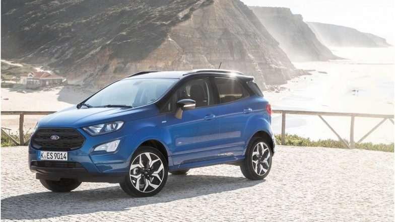 Ford India ची नवी इकोस्पोर्ट्स BS6 कार भारतात लाँच; जाणून घ्या याच्या खास वैशिष्ट्यांविषयी