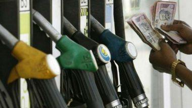देशभरात पेट्रोल आणि डिझेलच्या दरात घसरण कायम, मुंबईत आज दर १६ पैशांनी पुन्हा घसरले
