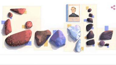 Elisa Leonida Zamfirescu Google Doodle :  रोमानियाच्या पहिल्या माहिला इंजिनिअरला 131व्या जयंती दिवशी Google ची खास मानवंदना