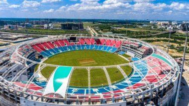 IndVsWI 2nd T20:  इकाना नव्हे आता अटल बिहारी वाजपेयी आंतरराष्ट्रीय क्रिकेट स्टेडियम !आज रंगणार पहिला आंतरराष्ट्रीय सामना
