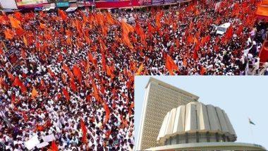 मराठा आरक्षण: आरक्षण कृती अहवाल, विधेयक आज विधिमंडळाच्या पटलावरयेणार; महाराष्ट्राला उत्सुकता