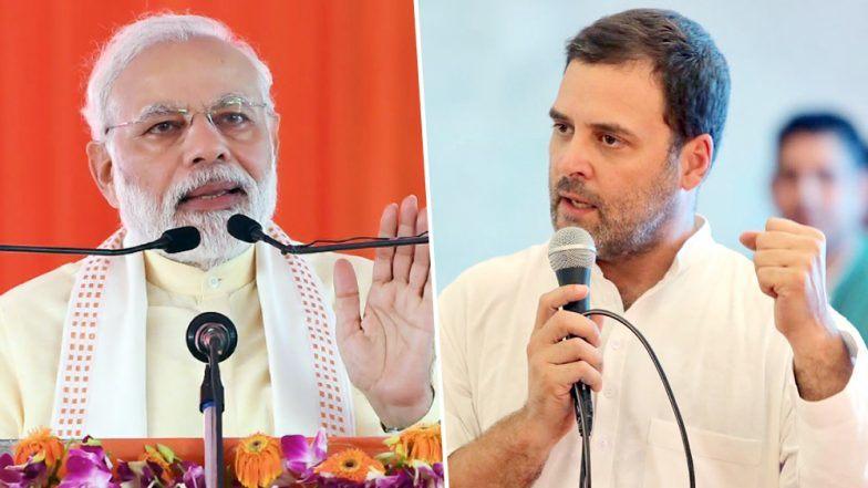 अखेर राम मंदिर प्रश्नावर नरेंद्र मोदी यांनी मौन सोडले; अयोध्येत राम मंदिर व्हावे अशी काँग्रेसची इच्छा नाही