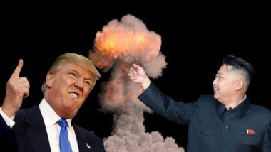 निर्बंध हटवा अन्यथा अणूबॉम्ब निर्मितीचा कार्यक्रम पुन्हा हाती घेऊ; उत्तर कोरियाचा अमेरिकेला इशारा