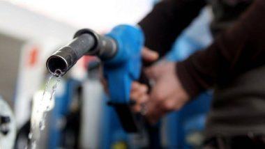 आज पेट्रोल 14 पैसे तर डिझेलमध्ये 11 पैशांची घट