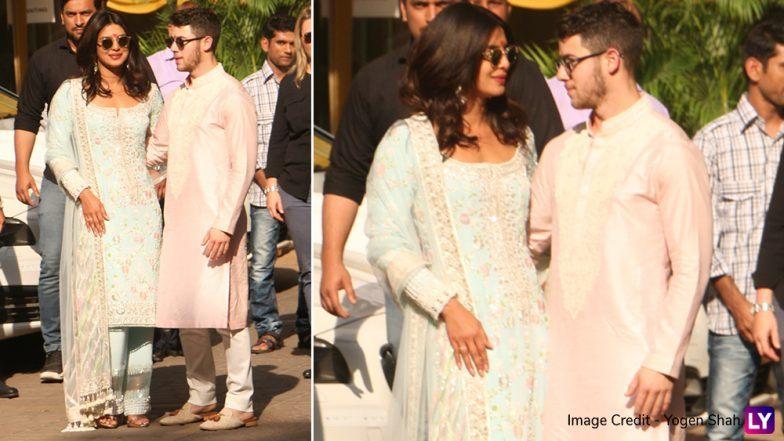 Priyanka Nick Wedding :  Priyanka Chopra चं कन्यादान करणार 'हे' जोडपं !