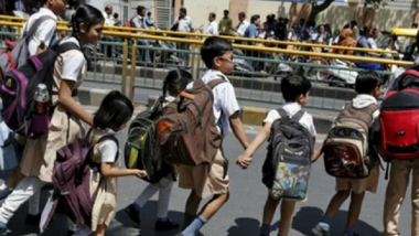 Pune Schools Reopening Date: पुण्यातील शाळा 23 नोव्हेंबरला नव्हेतर 'या' दिवशी उघडली जाणार; महापौर मुरलीधर मोहोळ यांचे ट्विट