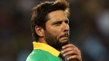 IND vs PAK, ICC World Cup 2019: सामना समाप्त होण्याआधीही च शाहिद अफ्रिदीने पराभव स्वीकारला, भारताच केल 'अभिनंदन'