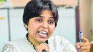 Trupti Desai: शिर्डी साई संस्थानने घेतलेल्या 'या' निर्णयावरून तृत्ती देसाई आक्रमक