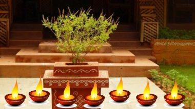 Tulsi Vivah 2019: तुळशी विवाह करताना 'या' गोष्टी केल्यास वैवाहिक जीवनातील समस्या होतील दूर