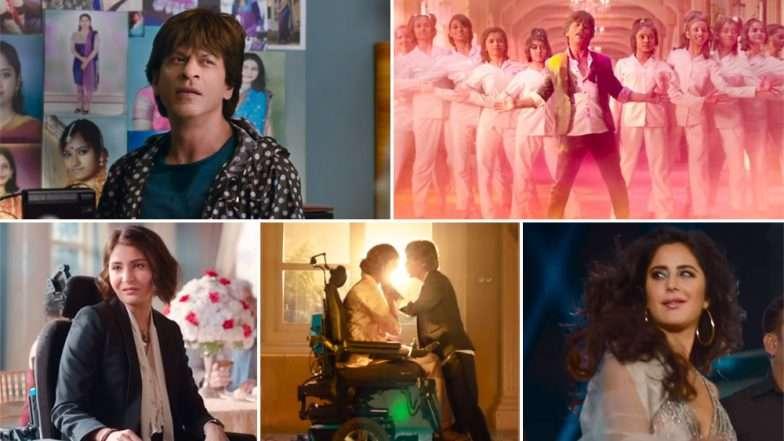 Zero Trailer : वाढदिवसादिवशी शाहरुख खानने दिले चाहत्यांना रिटर्न गिफ्ट, पाहा व्हिडीओ