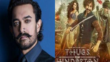 Thugs of Hindostan च्या अपयशाची जबाबदारी पूर्णपणे माझी- आमिर खान (Video)