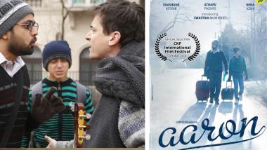 Aaron: फ्रेंच कलाकार, परदेशी तंत्रज्ञ यांच्यासह -4 डिग्रीतील शुटिंग, 'आरॉन' मराठी सिनेमाच्या 6 इंटरेस्टिंग गोष्टी