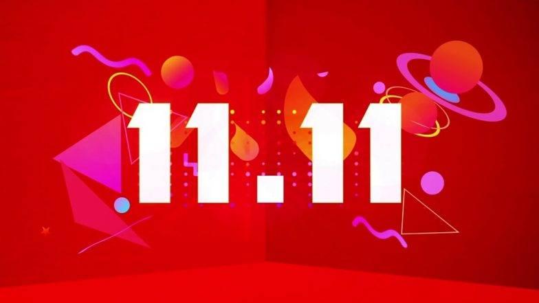 Alibaba Singles' Day Sale : पहिल्या पाच मिनिटांत $3 बिलियनची कमाई