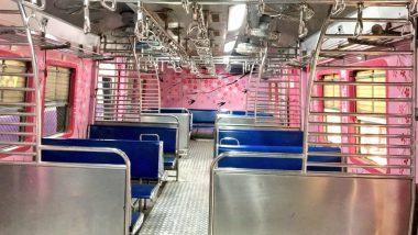 मध्य रेल्वेने महिला प्रवाशी डब्याचे चित्र पालटले