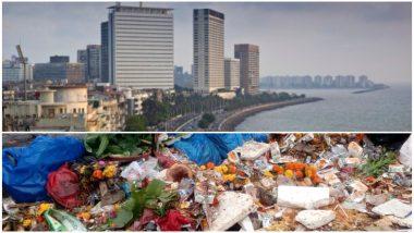 मुंबईत कचराकोंडी, सफाई कर्मचाऱ्यांचा संप, प्रशासनावर नाराज कर्मचाऱ्यांकडून कचरा उचलण्यास नकार