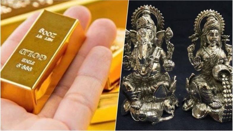 Diwali 2018 : धनतेरस दिवशी सोनं, चांदी, भांडी विकत घेण्याची शुभ वेळ कोणती ?