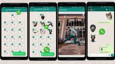 WhatsApp Stickers Update : '8'  सोप्या स्टेप्समध्ये कोणताही फोटो बनू शकेल आता Sticker