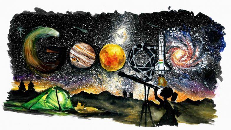 Children's Day 2018 Google Doodle : बालदिन विशेष गूगल डुडलद्वारा साकारलं चिमुकल्याचं असिमीत भावविश्व