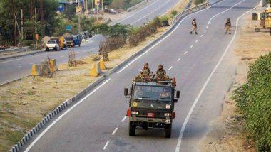Pathankot : लष्करी वर्दीतील चार संशयितांना पोलिसांकडून अटक