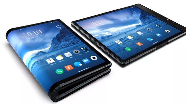 जगातील पहिला फोल्डेबल स्मार्टफोन लॉंंच, जाणून घ्या काय आहेत फीचर्स