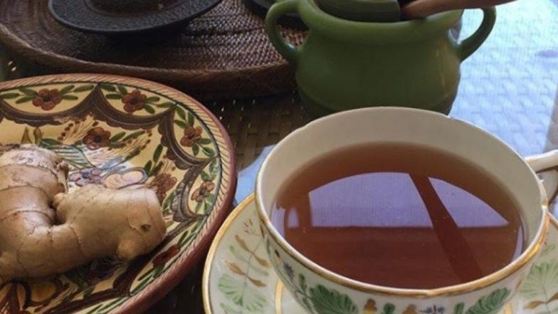 थंडीत प्या आल्याची चहा, रहा तंदूरुस्त
