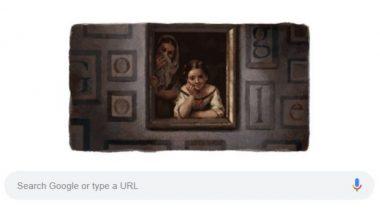 स्पॅनिश चित्रकार Bartolomé Esteban Murillo यांच्या 400 व्या जन्मदिनी Google Doodle ची खास आदरांजली
