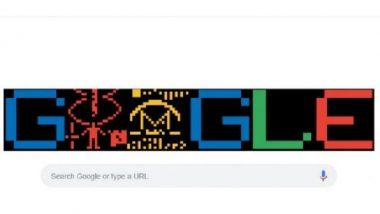 Arecibo Message: पहिल्या रेडिओ मेसेजची 44 वर्ष; गुगलने डुडल बनवून केले सेलिब्रेट