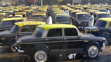 मुंबईकरांसाठी आता सीएसएमटी स्थानकाबाहेर सुरु होणार ई-टॅक्सीची सुविधा