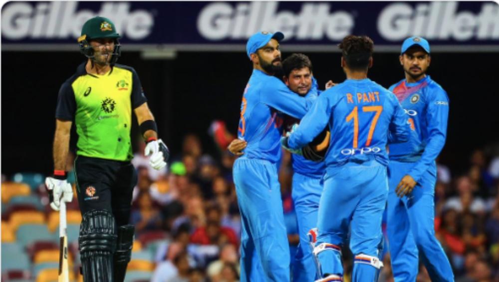 India vs Australia T 20 : ऑस्ट्रेलियाची भारतावर 4 धावांनी मात