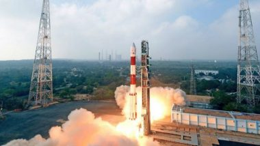 ISROची दमदार मोहीम, स्वदेशी उपग्रह HySISसोबत 8 देशांचे 30 उपग्रह सोडले अवकाशात