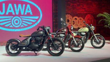 Jawa Motorcycles ची देशातील पहिली 2 आऊलेट्स पुण्यातील बाणेर आणि चिंचवड येथे  सुरू