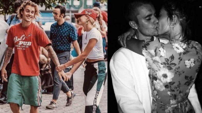 पॉप सिंगर जस्टिन बिबर हेली बाल्डविनसोबत लग्नबंधनात; सोशल मीडियावर शेअर केला फोटो