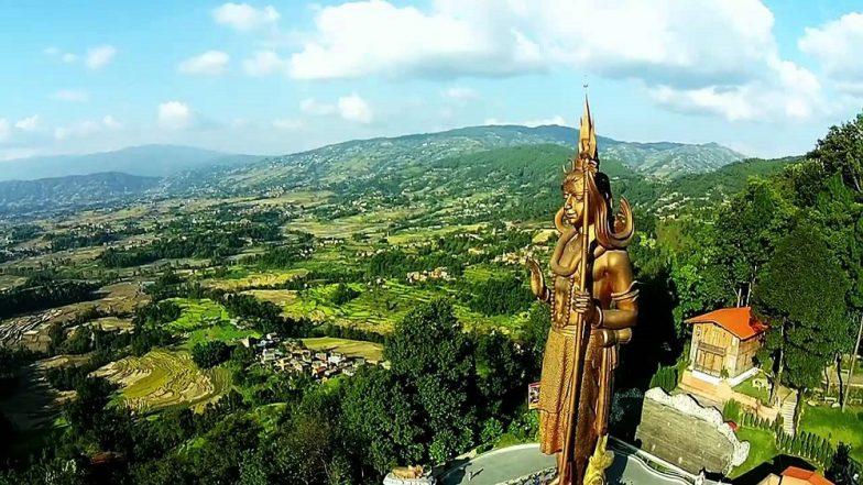स्टॅचू ऑफ युनिटी नंतर भारतात आकार घेतीय जगातील सर्वात उंच शंकराची मूर्ती