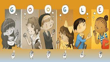 Google Doodle : कर्णबधीरांचे पितामह Charles-Michel de l'Épée यांना गुगलची आदरांजली